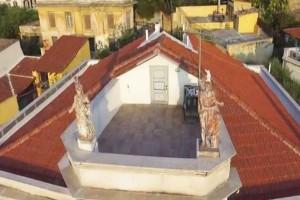 Τα Αναφιώτικα της Πλάκας σε ένα εκπληκτικό βίντεο από ψηλά!