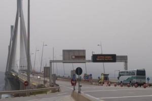 Σοβαρό τροχαίο στην γέφυρα Ρίου-Αντίρριου: Νεκρός 48χρονος μοτοσικλετιστής!