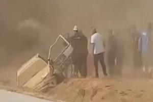 Τρομακτικό ατύχημα στο Ράλι Χαλκιδικής: Αναποδογύρισε αγωνιστικό αυτοκίνητο! (Video)