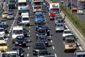 Αυξημένη κίνηση στους δρόμους της Αθήνας! Δείτε πού υπάρχει μποτιλιάρισμα! (photo)