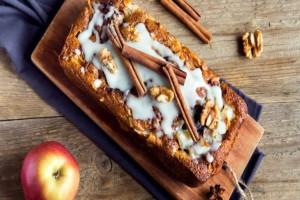 Η συνταγή της ημέρας: Εύκολο και αρωματικό κέικ κανέλας!