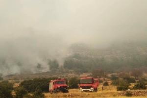 Ζάκυνθος: Νέα φωτιά!