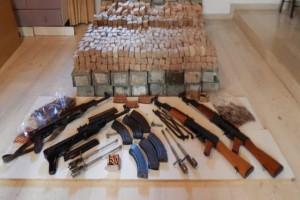 Κύκλωμα εμπορίας καλάσνικοφ  εξαρθρώθηκε στην Κρήτη! Πώς έφερναν τα όπλα από την Αλβανία;