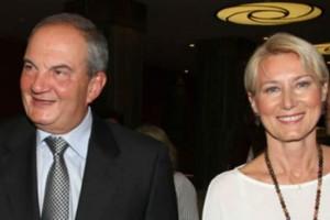 Νατάσα Παζαΐτη - Κώστας Καραμανλής: Αυτός είναι ο κούκλος γιος τους!