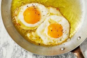 Το πιο νόστιμο τηγανιτό αβγό!