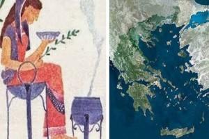 """""""Οι Τούρκοι ήρθαν, οι Γερμανοί ήθραν, θα έρθουν και οι..."""": Σοκαριστική προφητεία της Πυθίας για το μέλλον της Ελλάδας!"""