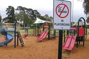 Υπουργείο Υγείας: Απαγορεύει το κάπνισμα σε παιδικές χαρές!