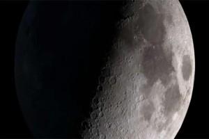 """Σελήνη: Γυαλιστερό ζελέ εντοπίστηκε στην """"σκοτεινή"""" πλευρά της! Οι επιστήμονες δεν μπορούν να δώσουν εξήγηση!"""