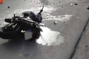 Καμίνια: Νεκρός άντρας ύστερα από ατύχημα με μηχανή!