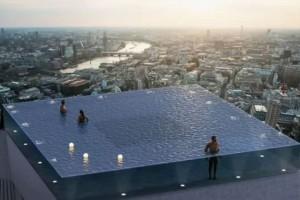 Τρομακτικό: Θα κολύμπαγες σ' αυτή την πισίνα;