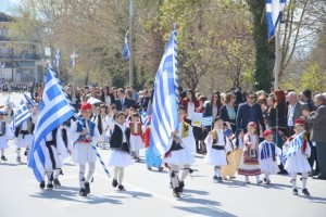 Σημαιοφόροι οι άριστοι μαθητές: Τέλος η κλήρωση για την σημαία!