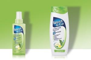 Διαγωνισμός Wash & Go: Κερδίστε μια ολοκληρωμένη σειρά περιποίησης μαλλιών!