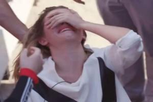 GNTM: Παίκτρια δεν άντεξε και πήγε να  λιποθυμήσει! Επικράτησε πανικός! (Video)