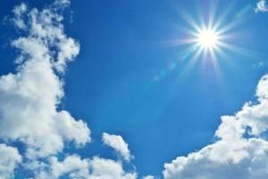 Αίθριος ο καιρός αύριο: Που θα φτάσει το θερμόμετρο;