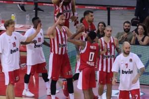 Euroleague: Για το 2Χ2 εντός ο Ολυμπιακός!