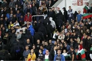 Βουλγαρία: Συλλήψεις 5 ατόμων για προκλητική συμπεριφορά στον αγώνα με την Αγγλία!