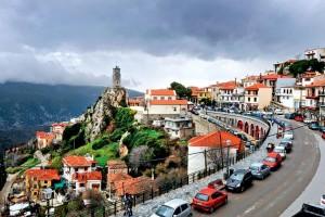 Η φωτογραφία της ημέρας: Χειμωνιάζει στην Ελλάδα, ομορφαίνει η Αράχοβα!