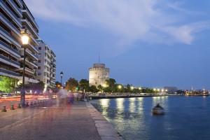 Η φωτογραφία της ημέρας: Χρόνια πολλά Θεσσαλονίκη!