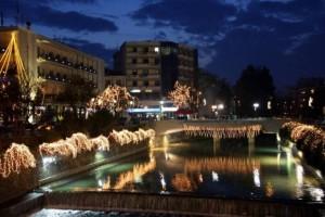 Η φωτογραφία της ημέρας: Στα όμορφα Τρίκαλα!