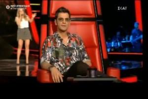 "The Voice: Η δικαστικός που ""άφησε"" τα πάντα για το τραγούδι! (Video)"