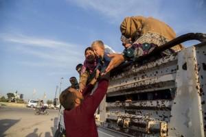 Η φωτογραφία της ημέρας: Σπαρακτικές εικόνες από την Συρία!
