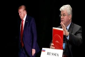 Προειδοποίηση από Ρώσο πρέσβη: Ο Tραμπ θα εγκαταλείψει τους Έλληνες!