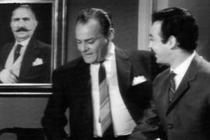 """Ποιος είναι ο """"μπάρμπας"""" που εικονίζεται σε όλα τα κάδρα του ελληνικού κινηματογράφου;"""