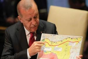 """Ερντογάν: """"Θα πολεμήσουμε μέχρι τέλους και θα συνεχιστούν οι  επιχειρήσεις εντός της Συρίας""""!"""
