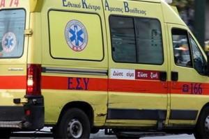 Κρήτη: Σοβαρό τροχαίο με δύο τραυματίες!