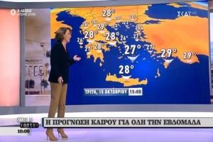 Γενικά αίθριος ο καιρός με ηλιοφάνεια σε όλη την χώρα! Η αναλυτική πρόγνωση από την Χριστίνα Σούζη! (Video)