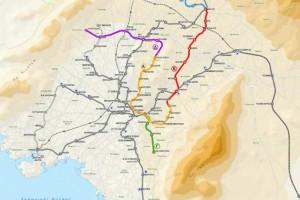 """""""Πράσινο φως"""" για τη γραμμή 4 του Μετρό! Ποιες περιοχές θα καλύπτει;"""