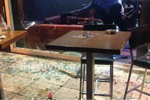Θεσσαλονίκη: Μια λογομαχία κατέληξε σε άγριο καβγά με ρόπαλα!