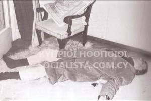Εικόνα σοκ: O Δ. Παπαγιαννόπουλος νεκρός μέσα στο σπίτι του!