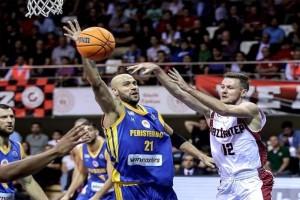 Basketball Champions League: Θρίαμβος στην Τουρκία για το Περιστέρι!