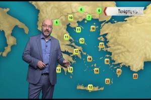 Καιρός: Πότε θα καταρρεύσει ο αντικυκλώνας; Η προειδοποίσηση του Σάκη Αρναούτογλου! (Video)