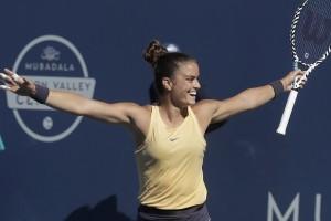 Μαρία Σάκκαρη: Πλησιάζει το Top 20 στην παγκόσμια κατάταξη!