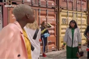 GNTM: Απίστευτος καυγάς μεταξύ διαγωνιζόμενων! (Video)