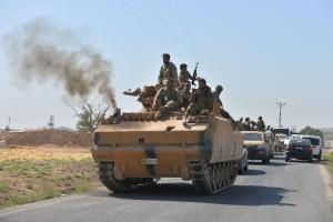 """Συρία: Δύο Τούρκοι στρατιώτες νεκροί! Ποιοι """"στηρίζουν"""" τους Κούρδους;"""