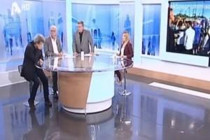 Κατέρρευσε ο Πέτρος Τατσόπουλος σε τηλεοπτική εκπομπή!  Διεκομίσθη στο νοσοκομείο! (Video)