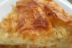 Τυρόπιτα Ρουμελιώτικη: Η πεντανόστιμη συνταγή της ημέρας!