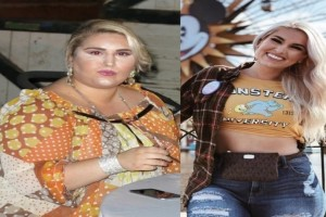 Άξια θαυμασμού: Αυτή η γυναικά έχασε 66 ολόκληρα κιλά και έγινε μια ''άλλη''!