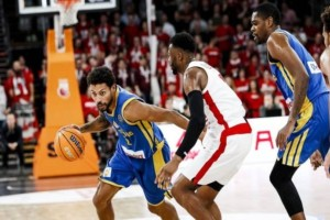 Basketball Champions League: Ηττήθηκε με 72-69 το Περιστέρι!