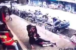 """Βίντεο Σοκ: Την """"χτύπησαν"""" 22.000 Volt και επέζησε!"""