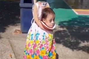 Θρίλερ: Η εικόνα αυτού του κοριτσιού σοκάρει ακόμα και τον πιο σκληρό άνθρωπο!
