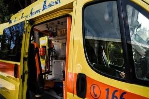 Σοβαρό τροχαίο στην Εύβοια: Σε κρίσιμη κατάσταση 26χρονος!