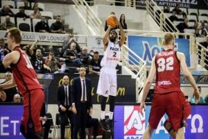 Basketball Champions League: Ο ΠΑΟΚ κόντρα στην Σαραγόσα  με 93-78!