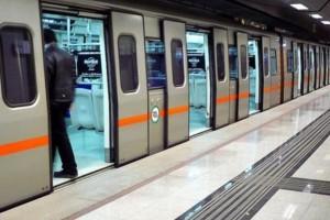 Επέτειος Πολυτεχνείου: Ποιοι σταθμοί του μετρό θα είναι κλειστοί;