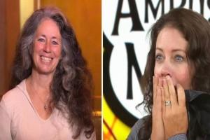 Εκπληκτικό:  Αυτή η γυναίκα δεν είχε βάψει ποτέ τα γκρίζα της μαλλιά - Όταν γίνεται η μεταμόρφωσή δεν την αναγνώρισε ούτε η αδερφή της!