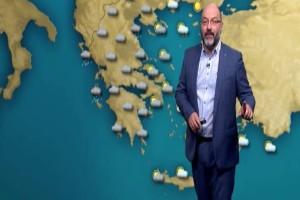 Σάκης Αρναούτογλου: Μεγάλη προσοχή από τις μεσημεριανές ώρες! (Video)