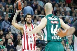 Euroleague: «Ξόρκισε» τη Ζαλγκίρις ο Ολυμπιακός!